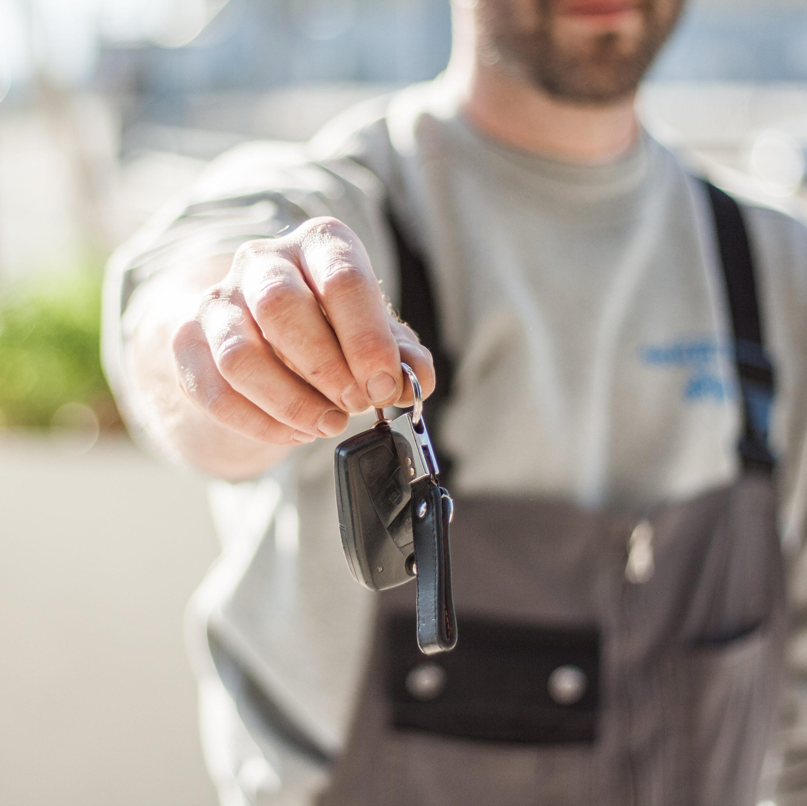 rendre ses clés