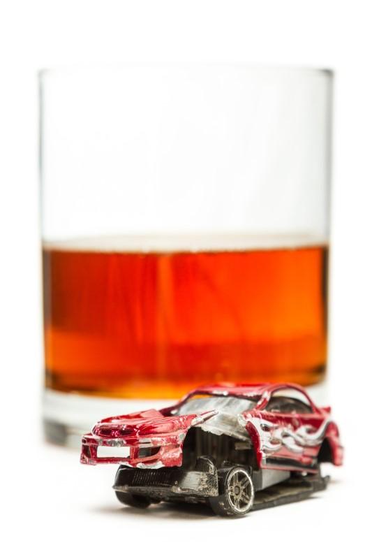 Alcool et accident