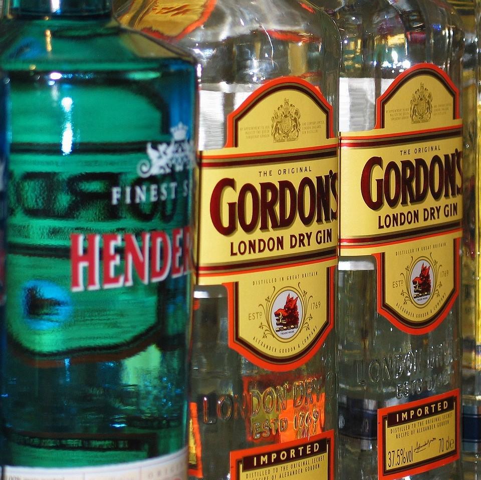 Vente d'alcool point de vente